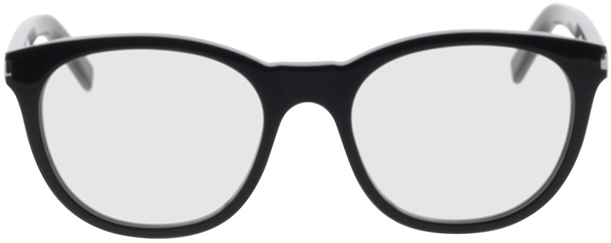 Picture of glasses model Saint Laurent SL 471-001 53-19 in angle 0