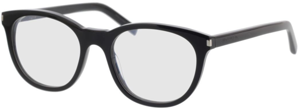 Picture of glasses model Saint Laurent SL 471-001 53-19 in angle 330