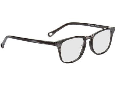 Brille Parrot-schwarz/grau-meliert