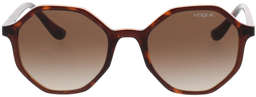 Picture of glasses model Vogue VO5222S 238613 52-20  in angle 0