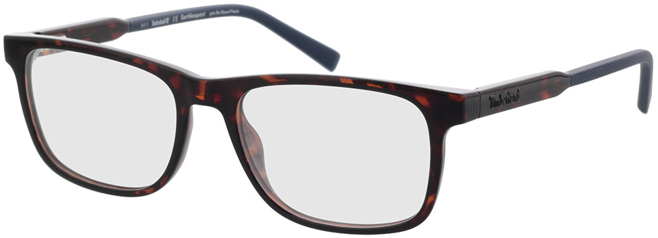 Picture of glasses model Timberland TB1722 052 54-17 in angle 330