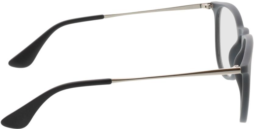 Picture of glasses model Jacksonville matt/grey in angle 90
