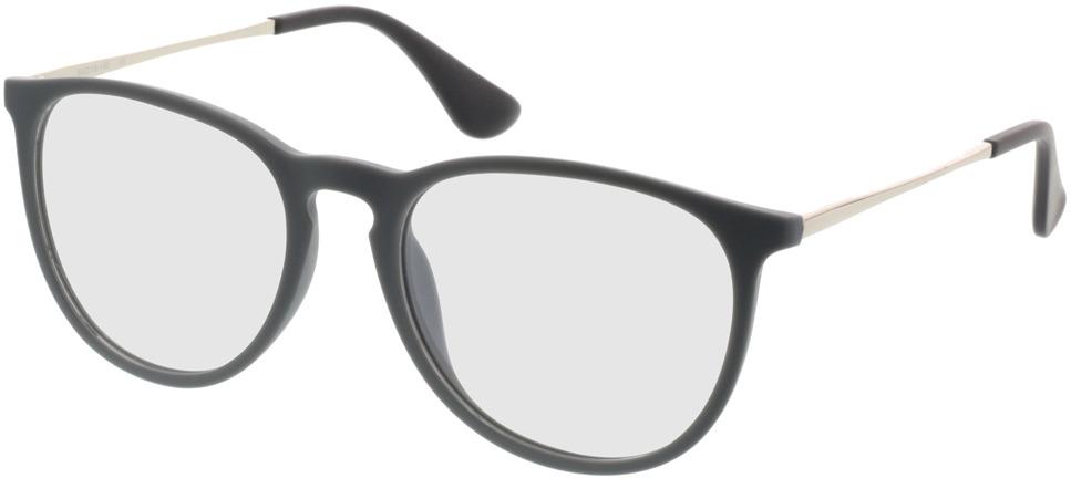 Picture of glasses model Jacksonville matt/grey in angle 330