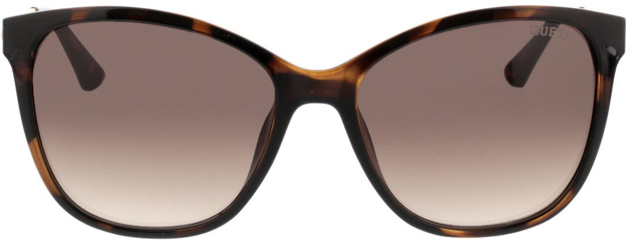 Picture of glasses model Guess GU7502 52F 57-17 in angle 0