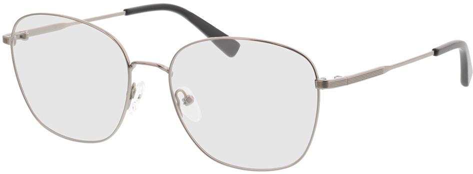 Picture of glasses model Selene-antracite/preto in angle 330