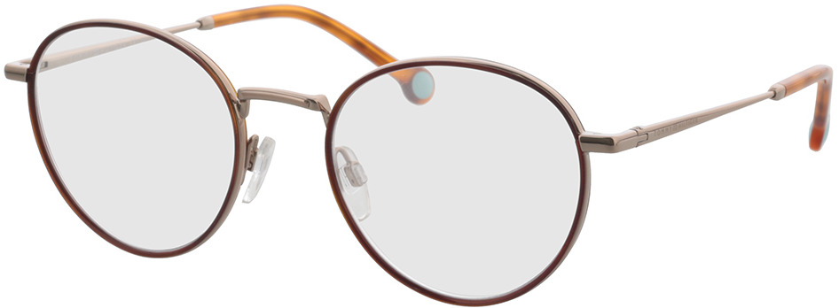 Picture of glasses model Tommy Hilfiger TH 1820 3YG 50-20 in angle 330
