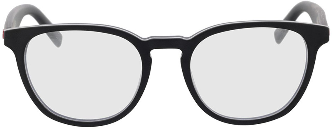 Picture of glasses model Guess GU50033 005 51-19 in angle 0