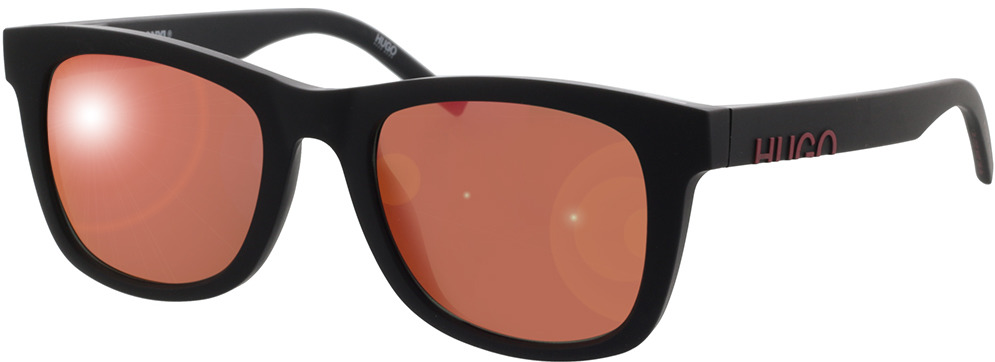 Picture of glasses model Hugo HG 1150/S 003 52-21 in angle 330