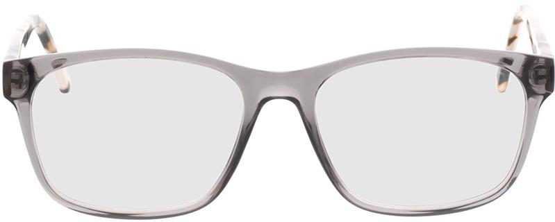 Picture of glasses model Nautica-transparent grau in angle 0