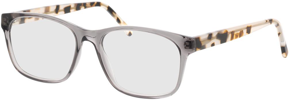 Picture of glasses model Nautica-transparent grau in angle 330