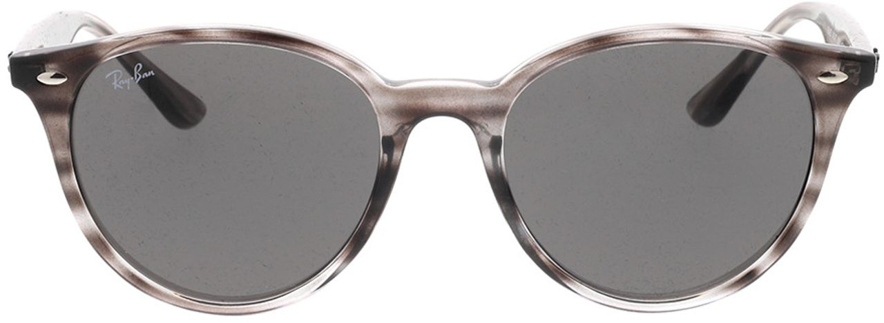 Picture of glasses model Ray-Ban RB4305 643087 53-19 in angle 0