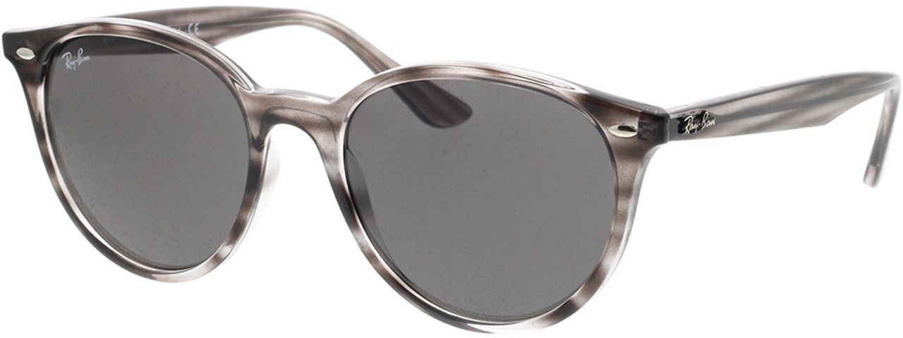 Picture of glasses model Ray-Ban RB4305 643087 53-19 in angle 330