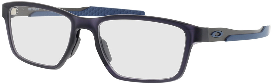 Picture of glasses model Oakley Metalink OX8153 815307 55-17 in angle 330