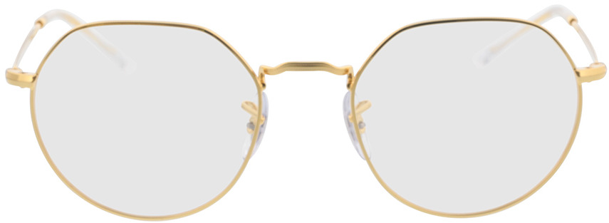 Picture of glasses model Ray-Ban RX6465 3086 51 in angle 0