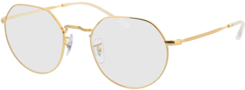 Picture of glasses model Ray-Ban RX6465 3086 51 in angle 330