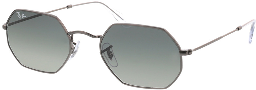 Picture of glasses model Ray-Ban RB3556N 004/71 53-21
