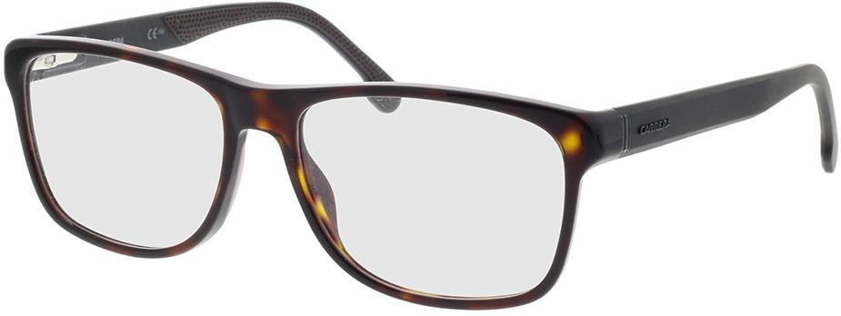 Picture of glasses model Carrera CARRERA 8851 086 56-16 in angle 330