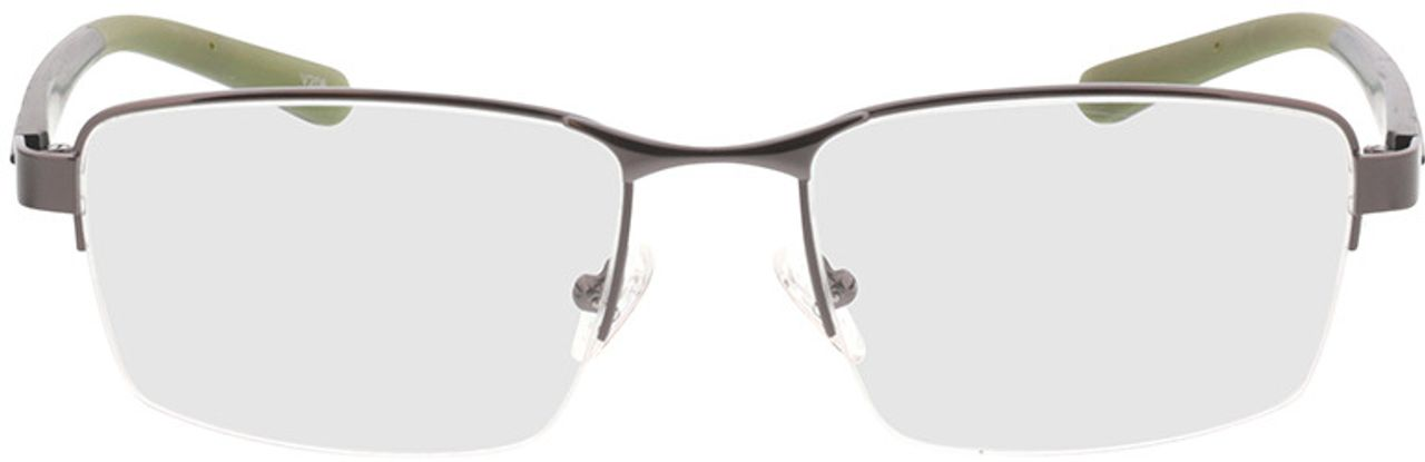 Picture of glasses model Teos-anthrazit in angle 0