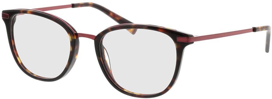 Picture of glasses model Adore-braun-meliert/pink in angle 330