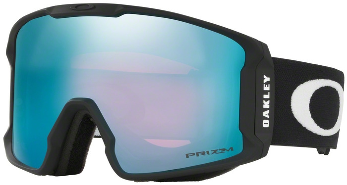 Picture of glasses model Oakley Skibrille LINE MINER OO7070 707004 in angle 90