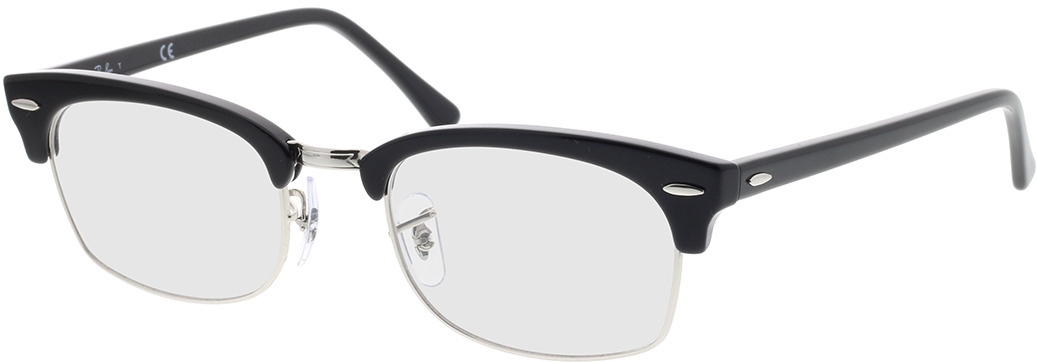Picture of glasses model Ray-Ban RX3916V 2000 52-21 in angle 330