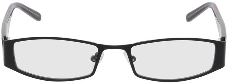 Picture of glasses model Varberg black in angle 0