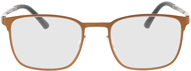Picture of glasses model Grafton-kupfer in angle 0