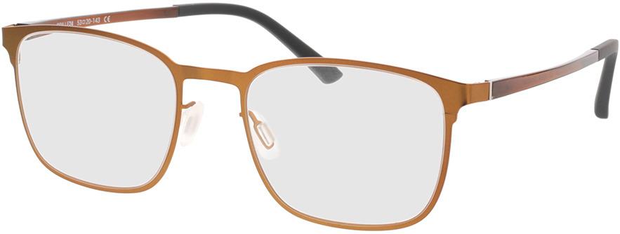 Picture of glasses model Grafton-kupfer in angle 330