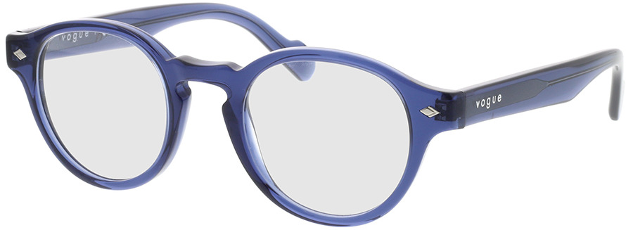Picture of glasses model Vogue VO5332 2760 46-22 in angle 330