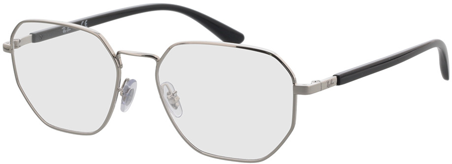 Picture of glasses model Ray-Ban RX6471 2501 52-17 in angle 330