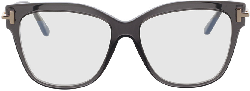 Picture of glasses model Tom Ford FT5704-B 020 54 in angle 0