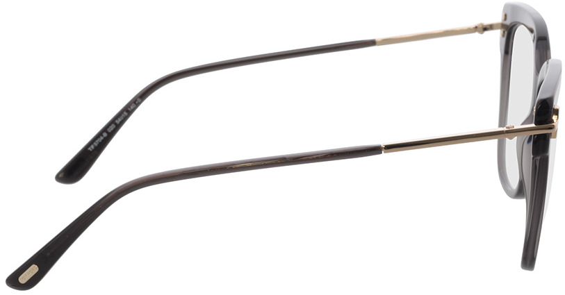 Picture of glasses model Tom Ford FT5704-B 020 54 in angle 90