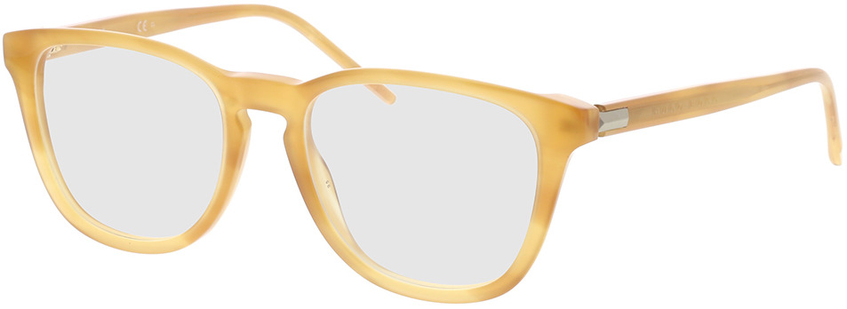 Picture of glasses model Boss BOSS 1156 C9B 51-18 in angle 330