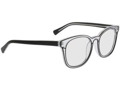 Brille Nuoro-schwarz/transparent