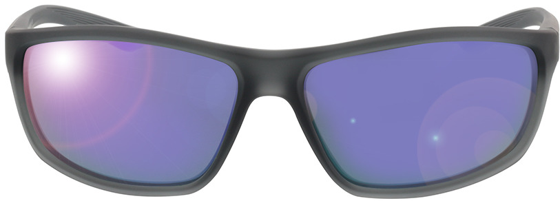 Picture of glasses model Nike RABID M EV1110 015 64-15 in angle 0