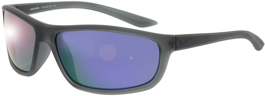 Picture of glasses model Nike RABID M EV1110 015 64-15 in angle 330