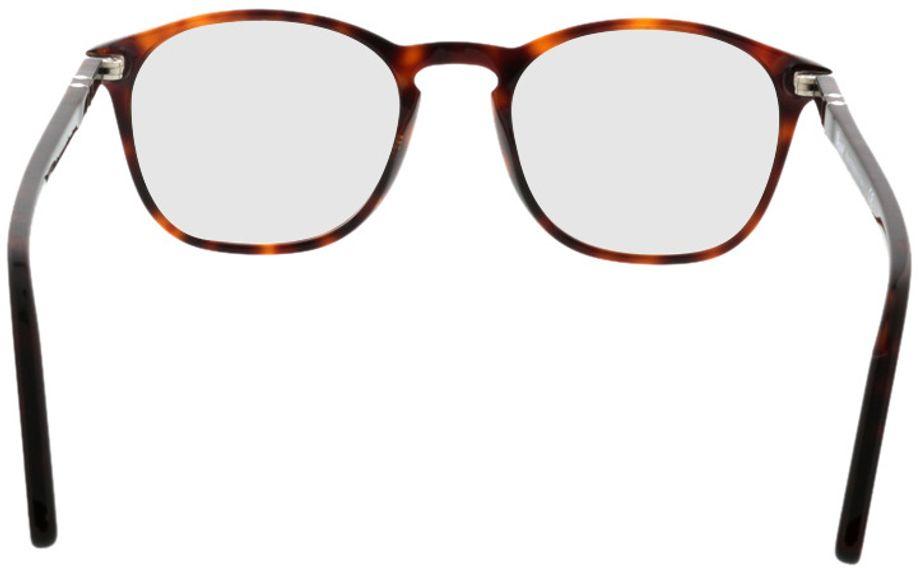 Picture of glasses model Persol PO3007V 24 50-19 in angle 180