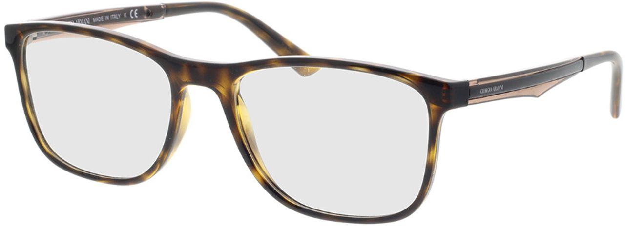 Picture of glasses model Giorgio Armani AR7187 5026 55-18 in angle 330