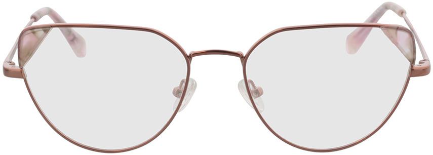 Picture of glasses model Kiki rosegold in angle 0