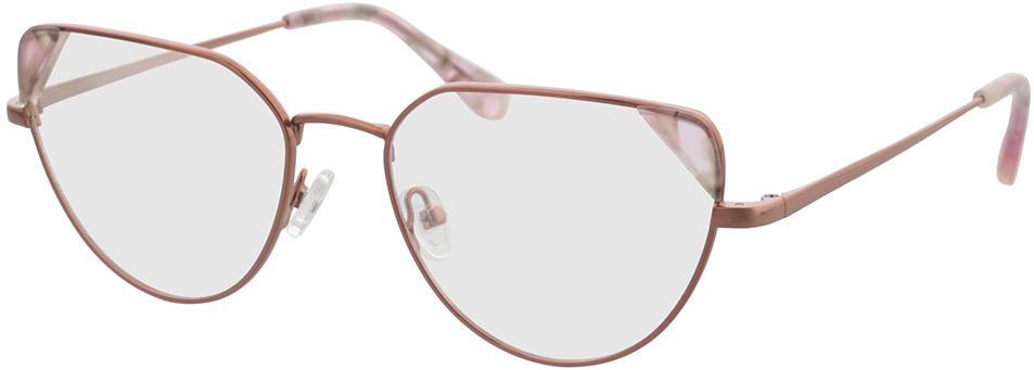 Picture of glasses model Kiki rosegold in angle 330