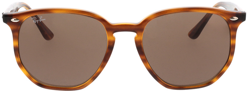 Picture of glasses model Ray-Ban RB4306 820/73 54-19 in angle 0