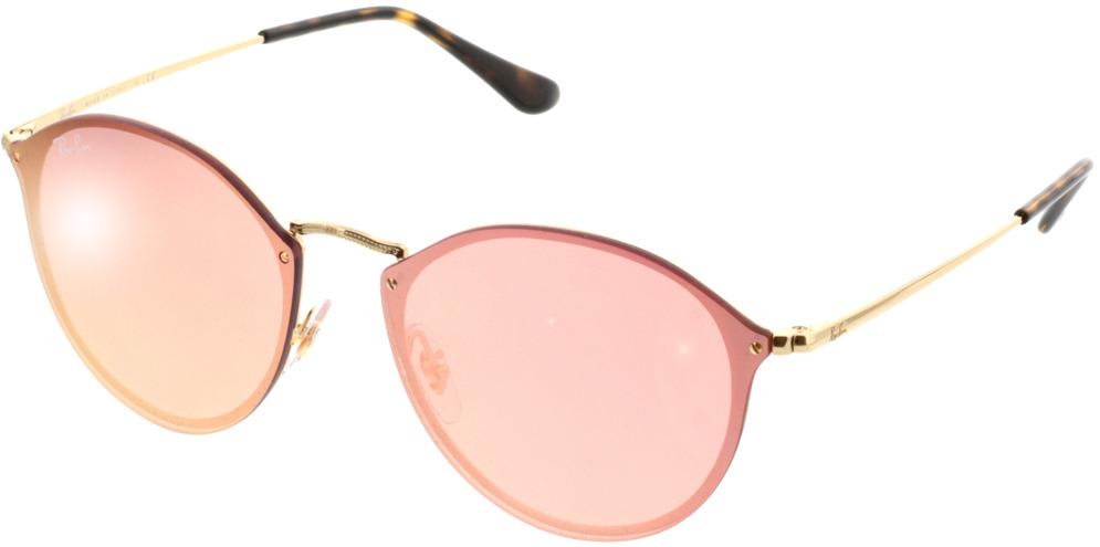 Picture of glasses model Ray-Ban RB3574N 001/E4 59-14
