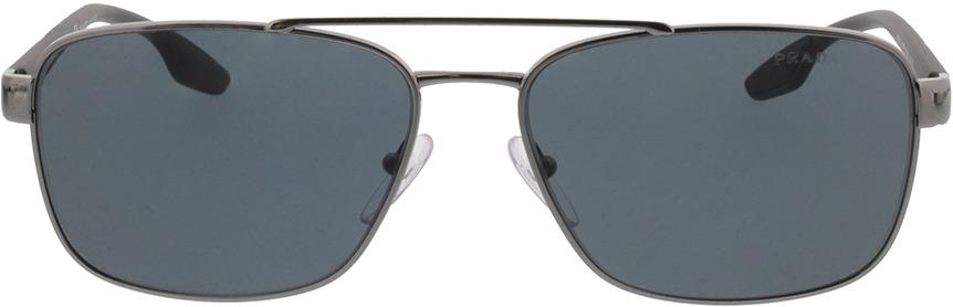 Picture of glasses model Prada Linea Rossa PS 51US 5AV5Z1 62-16 in angle 0