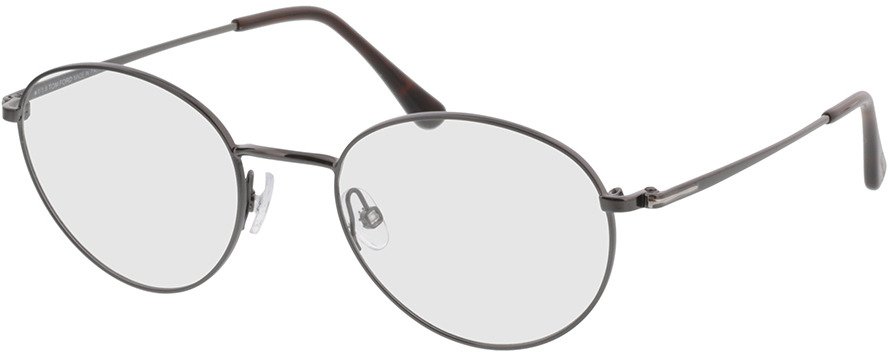 Picture of glasses model Tom Ford FT5500 008 51-19 in angle 330