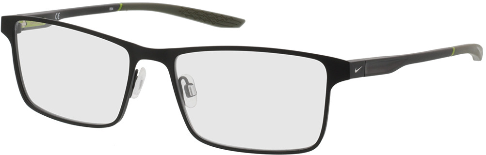 Picture of glasses model Nike NIKE 8047 005 56-17 in angle 330