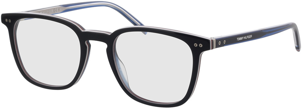 Picture of glasses model Tommy Hilfiger TH 1814 PJP 51-20 in angle 330