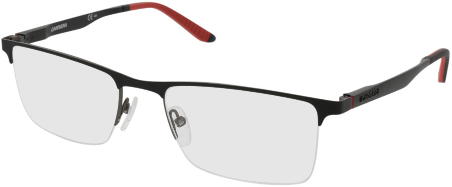 Picture of glasses model Carrera CA8810 YIH 54 19 in angle 330