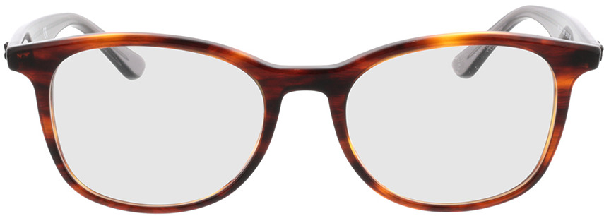 Picture of glasses model Ray-Ban RX5356 5607 54-19 in angle 0
