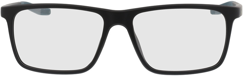Picture of glasses model Nike NIKE 7116 011 56-15 in angle 0