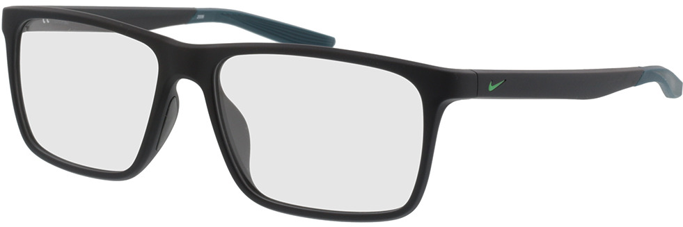 Picture of glasses model Nike NIKE 7116 011 56-15 in angle 330